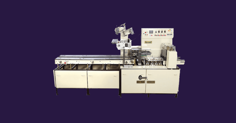 Overwrapping-machine